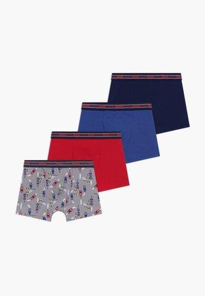 4 PACK - Pants - rocher