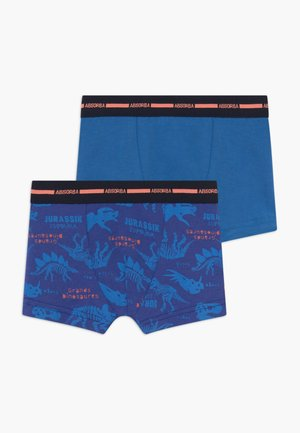 BOXER 2 PACK - Culotte - blue