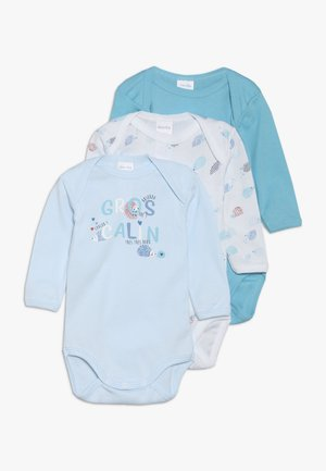 BABY 3 PACK - Body - cornflower