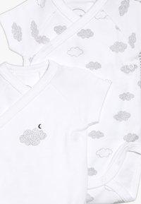 Absorba - LOT DE 3 PACK - Body - blanc - 3