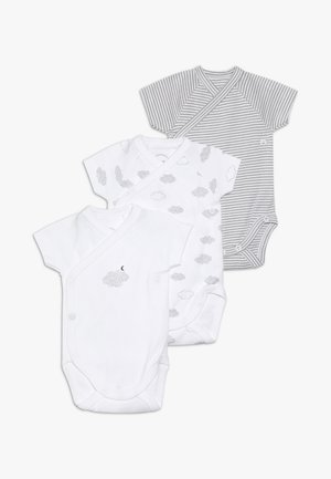 LOT DE 3 PACK - Body - blanc