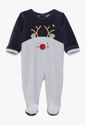 BABY PLAYWEAR NUIT LAYETTE - Pyjama - marine blue