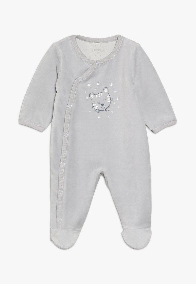 DORSBIEN - Pyjama - gris clair