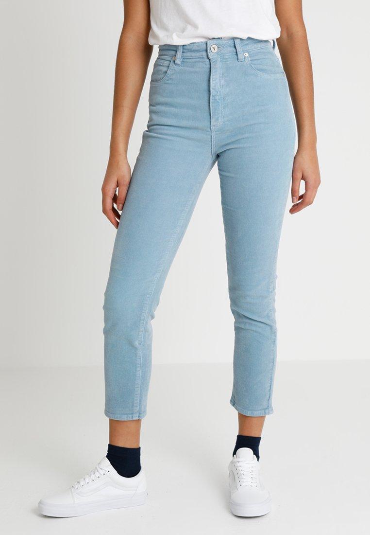 Abrand Jeans - A 94 HIGH SLIM - Bukse - aquamarine