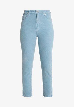 A 94 HIGH SLIM - Kalhoty - aquamarine