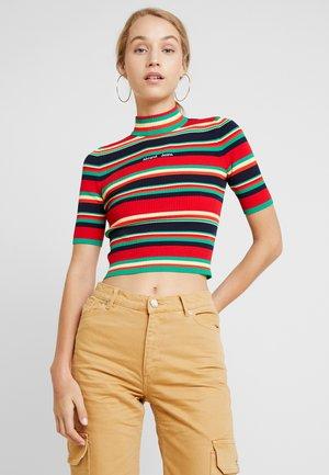 CINDI TEE - Camiseta estampada - multi-coloured