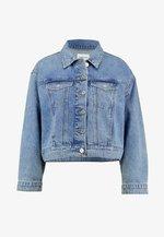 SKRIVER A BONNIE JACKET - Kurtka jeansowa - josephine blue