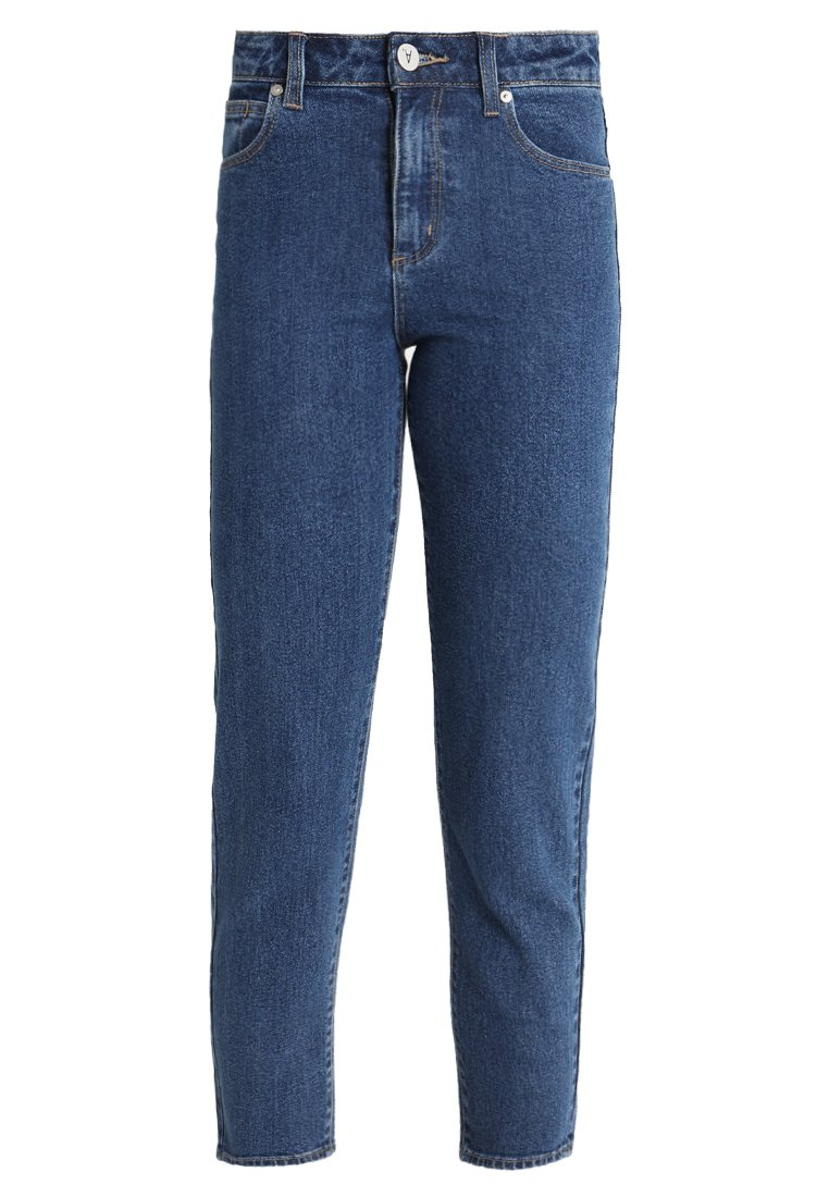 Abrand Jeans '94 HIGH - Jeansy Slim Fit - blue denim