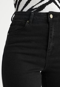 Abrand Jeans - HIGH CROPPED BOOT - Slim fit jeans - sunset black - 5