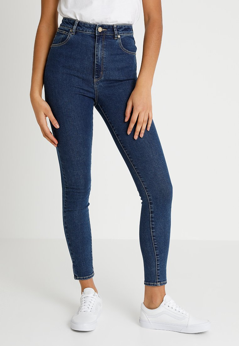 Abrand Jeans - A HIGH ANKLE BASHER - Jeans Skinny Fit - destiny