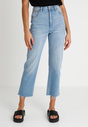 A VENICE  - Jeans straight leg - blue denim