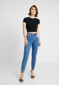 Abrand Jeans - HIGH - Straight leg jeans - so fresh - 1