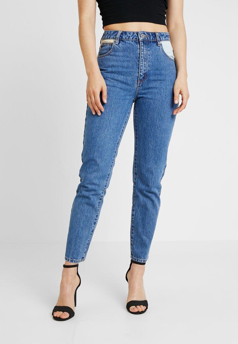 Abrand Jeans - HIGH - Straight leg jeans - so fresh