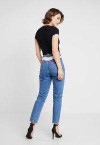 Abrand Jeans - HIGH - Straight leg jeans - so fresh - 2