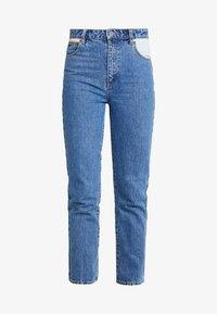 Abrand Jeans - HIGH - Straight leg jeans - so fresh - 4