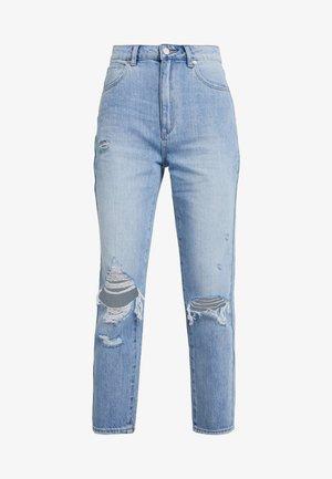 HIGH - Jeans Straight Leg - wildlife