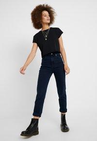 Abrand Jeans - HIGH - Džíny Slim Fit - bonnie - 1