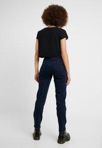 Abrand Jeans - HIGH - Džíny Slim Fit - bonnie - 2