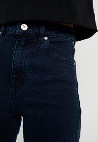 Abrand Jeans - HIGH - Džíny Slim Fit - bonnie - 3
