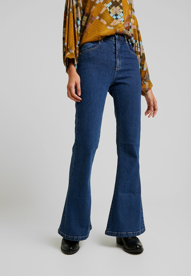 Abrand Jeans - A DOUBLE OH - Jeansy Dzwony - donna
