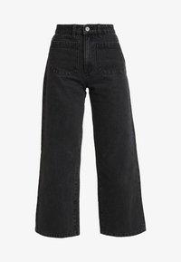 Abrand Jeans - STREET ALINE - Jeans a zampa - graphite - 4