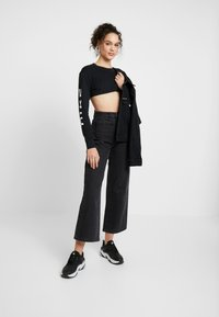 Abrand Jeans - STREET ALINE - Flared Jeans - graphite - 1