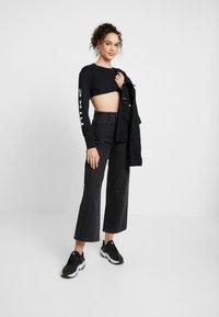 Abrand Jeans - STREET ALINE - Jeans a zampa - graphite - 1