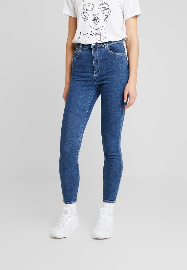 HIGH ANKLE BASHER - Jeans Skinny - cruisin