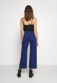 Abrand Jeans - STREET ALINE - Džíny Straight Fit - techno blue - 2