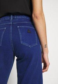 Abrand Jeans - STREET ALINE - Džíny Straight Fit - techno blue - 5