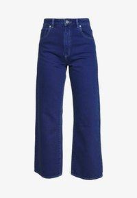 Abrand Jeans - STREET ALINE - Džíny Straight Fit - techno blue - 4