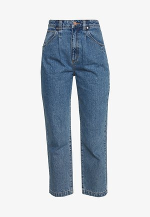 MIAMI - Jeansy Relaxed Fit - blue denim