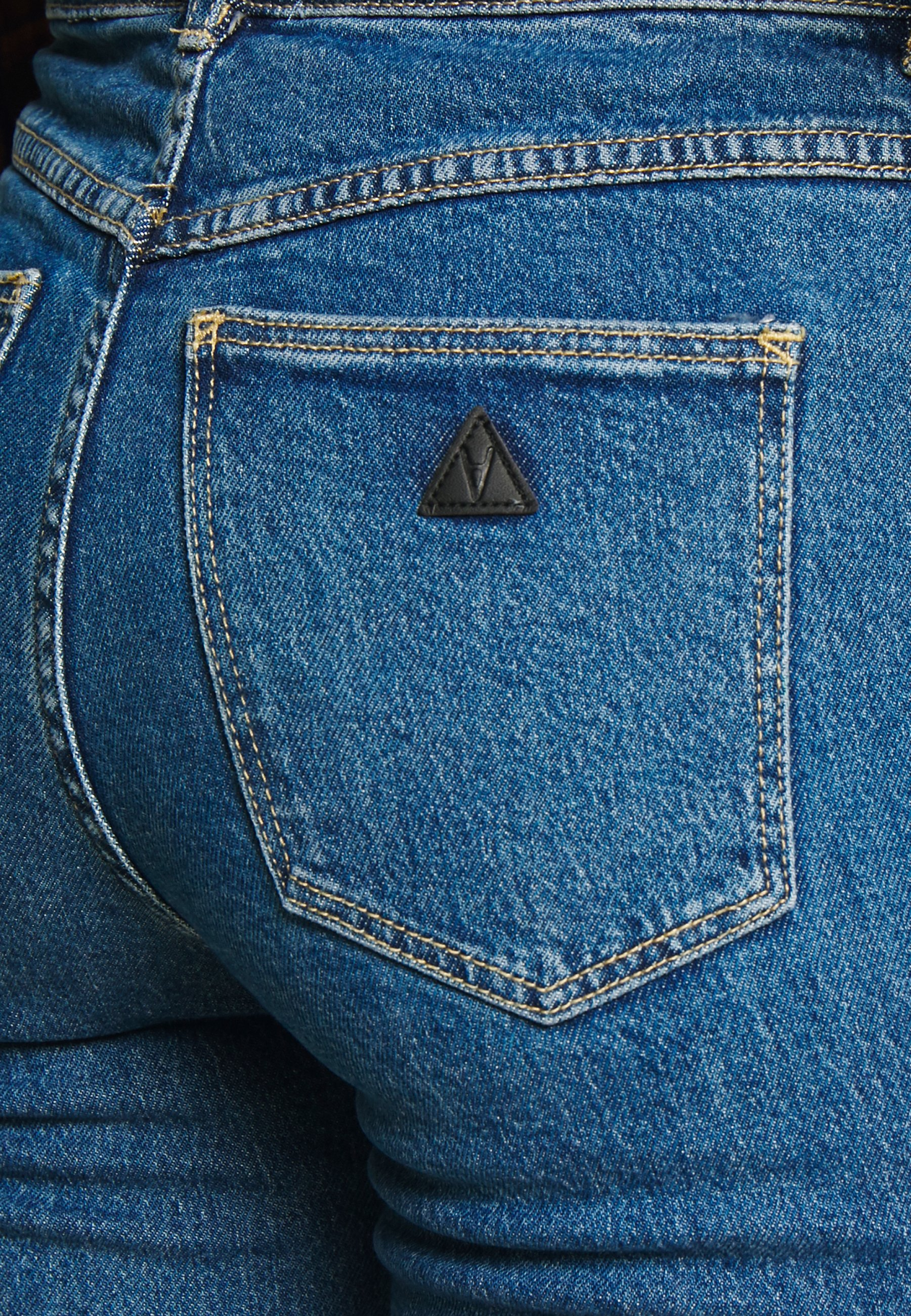 Abrand Jeans A HIGH ANKLE BASHER - Jeansy Skinny Fit - inner city