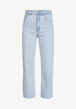 A VENICE STRAIGHT - Straight leg jeans - bleached stone