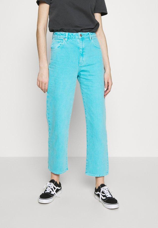 VENICE  - Straight leg -farkut - bora blue