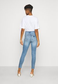 Abrand Jeans - ANKLE BASHER - Jeans Skinny Fit - union blue - 2