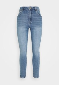 Abrand Jeans - ANKLE BASHER - Jeans Skinny Fit - union blue - 4