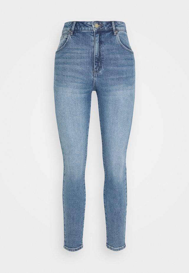 ANKLE BASHER - Skinny džíny - union blue