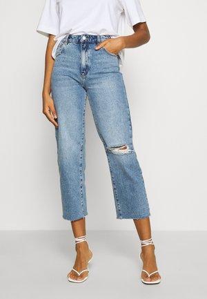 VENICE  - Straight leg jeans - dark beat