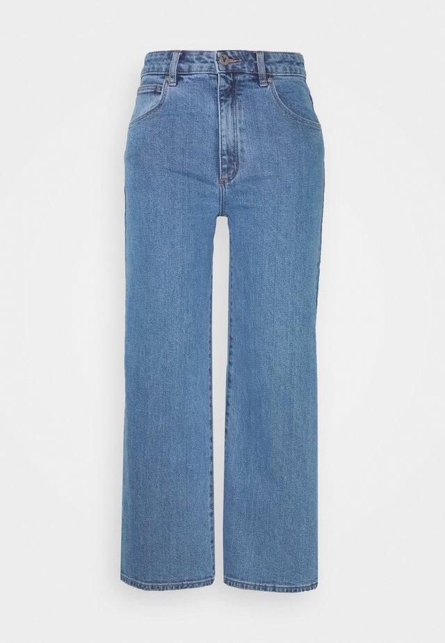 STREET ALINE - Jeans Straight Leg - georgia