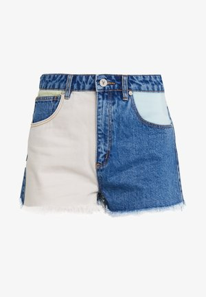 HIGH RELAXED - Jeansshorts - so fresh