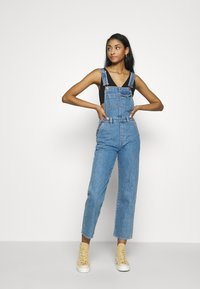 Abrand Jeans - VENICE STRIGHT OVERALL - Tuinbroek - feel it - 1