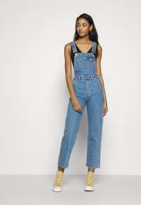 Abrand Jeans - VENICE STRIGHT OVERALL - Tuinbroek - feel it - 0