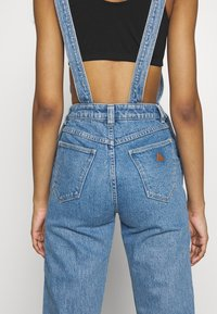 Abrand Jeans - VENICE STRIGHT OVERALL - Tuinbroek - feel it - 3
