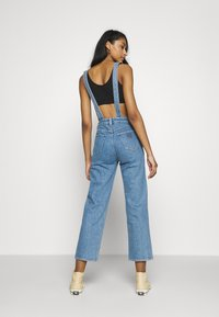 Abrand Jeans - VENICE STRIGHT OVERALL - Tuinbroek - feel it - 2