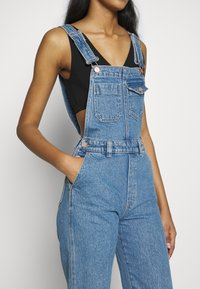Abrand Jeans - VENICE STRIGHT OVERALL - Tuinbroek - feel it - 5