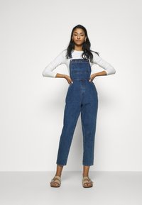 Abrand Jeans - A VERONICA OVERALL - Tuinbroek - electra - 1
