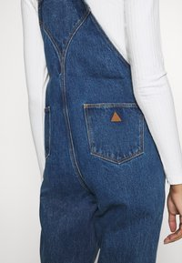 Abrand Jeans - A VERONICA OVERALL - Tuinbroek - electra - 3