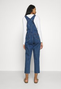 Abrand Jeans - A VERONICA OVERALL - Tuinbroek - electra - 2