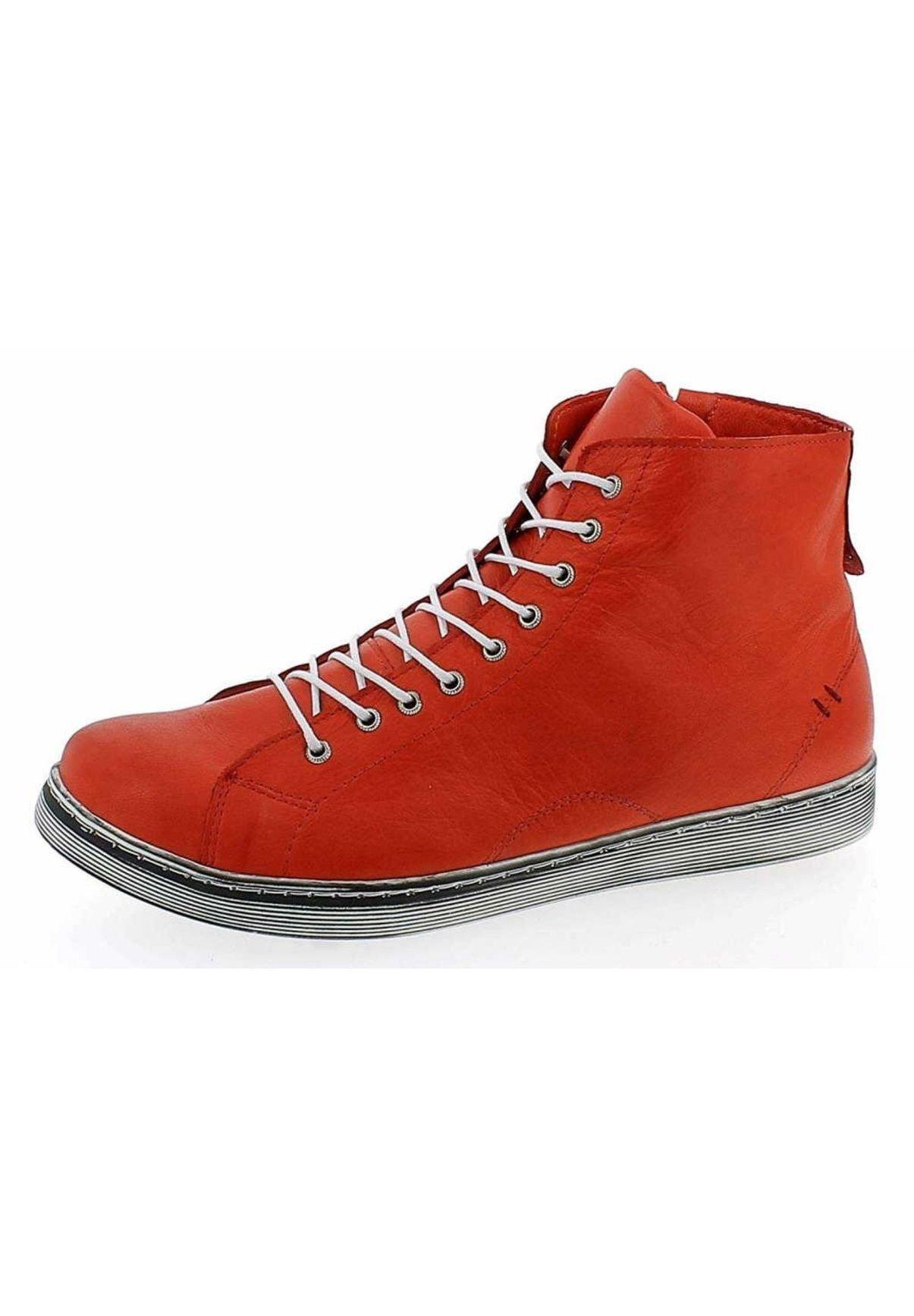 Rote Sneaker für Damen online kaufen | Mach's dir bequem